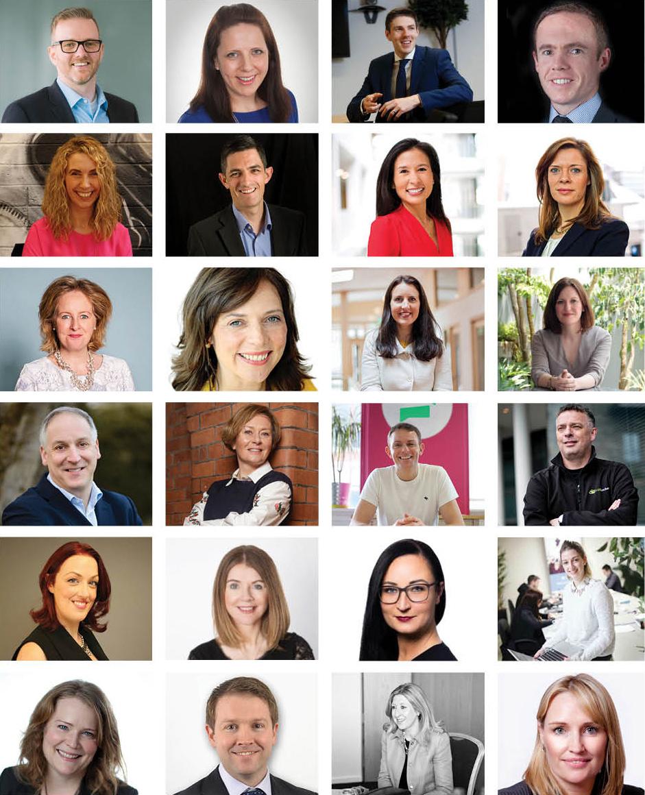 Disrupt HR Dublin previous speakers